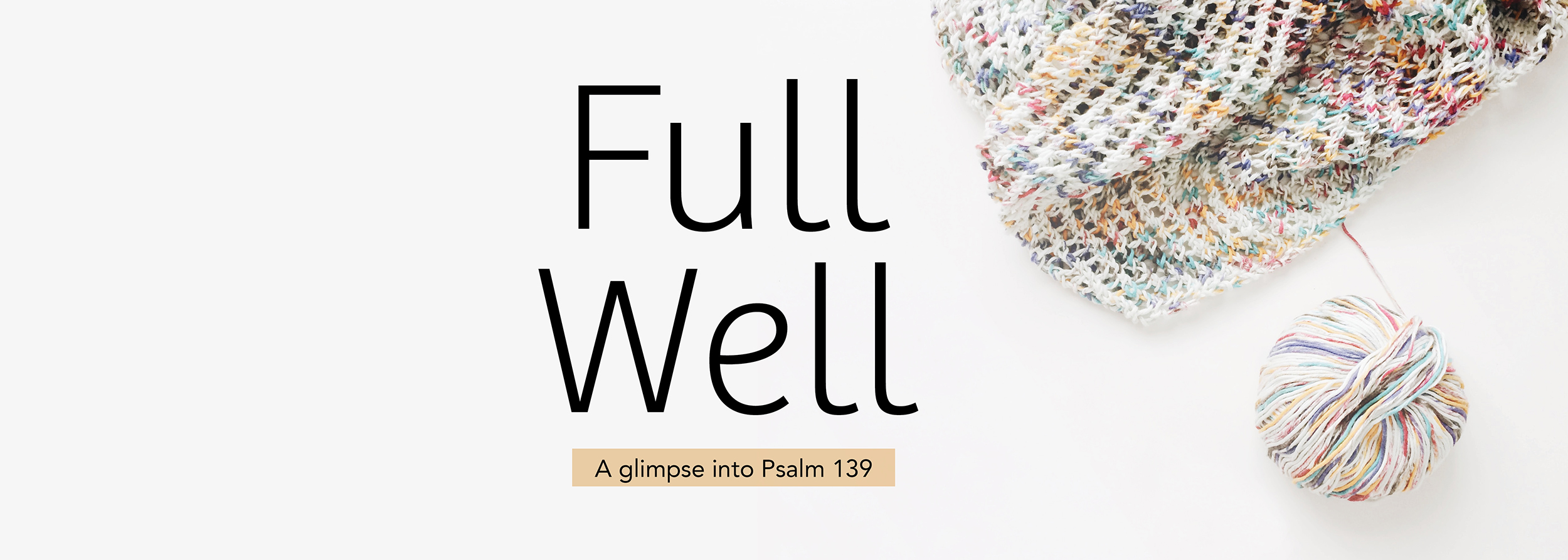 New Bible Study: Full Well