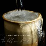 """""""To the measure of the fullness of God."""""""